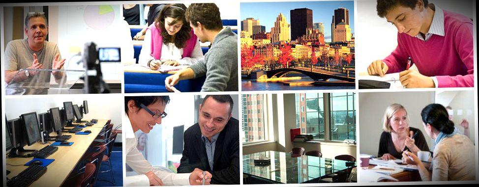Запишитесь на языковые курсы в Канаде