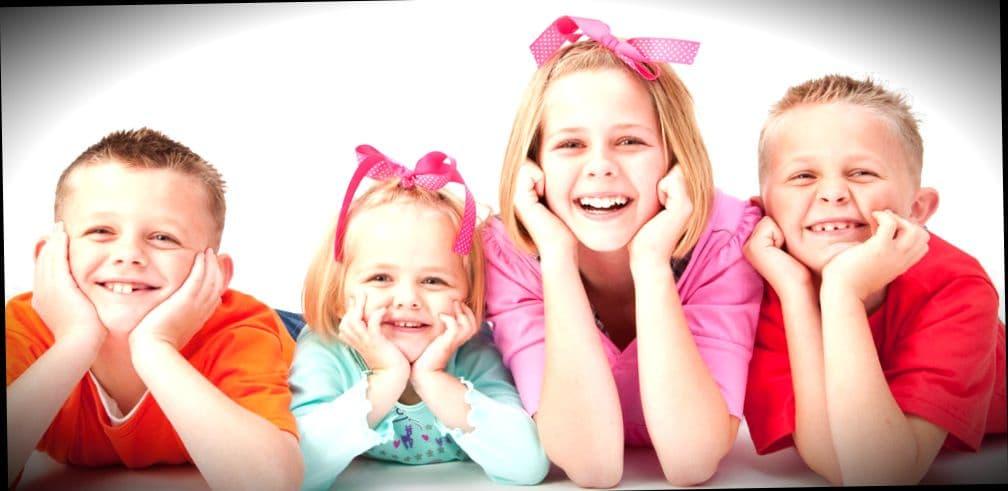 Мальчики и девочки могут посещать дошкольные заведения с 2 до 6 лет