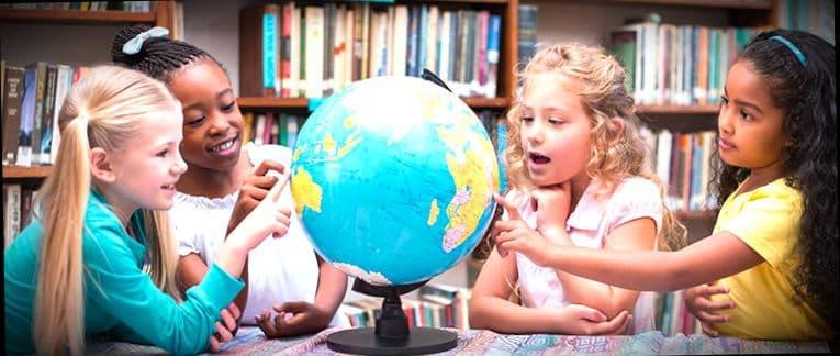 Курсы английского и лагеря для детей