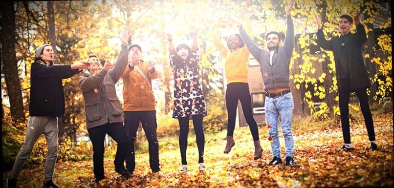 Выпускники университетов в Финляндии