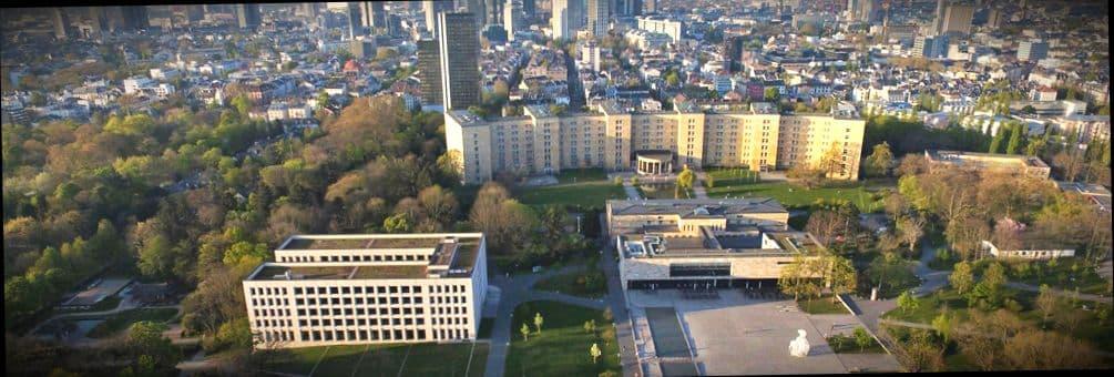Университет Иоганна Вольфганга Гёте во Фарнкфурте