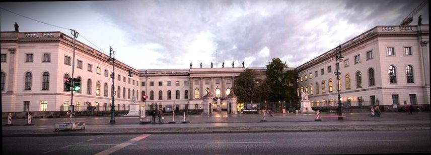 Университет имени Гумбольдта в Берлине