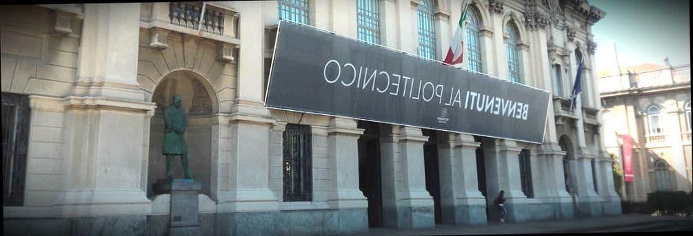 Миланский политехнический институт (Politecnico di Milano)