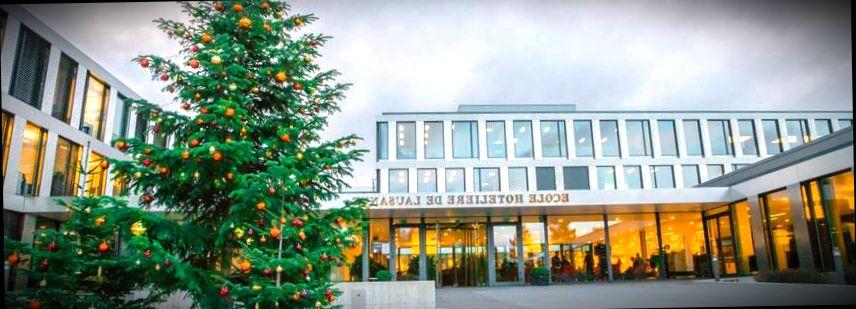 Туристическая школа Ecole Hoteliere de Lausanne