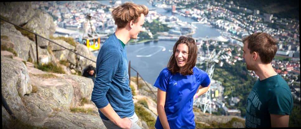 Особенности среднего норвежского образования