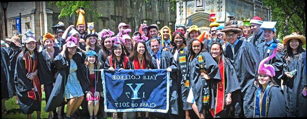 Выпускники американского колледжа Yale College