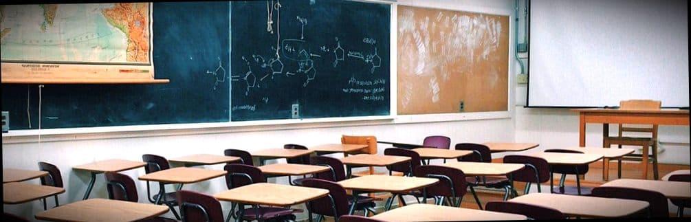 Шведский учебный класс в местной школе