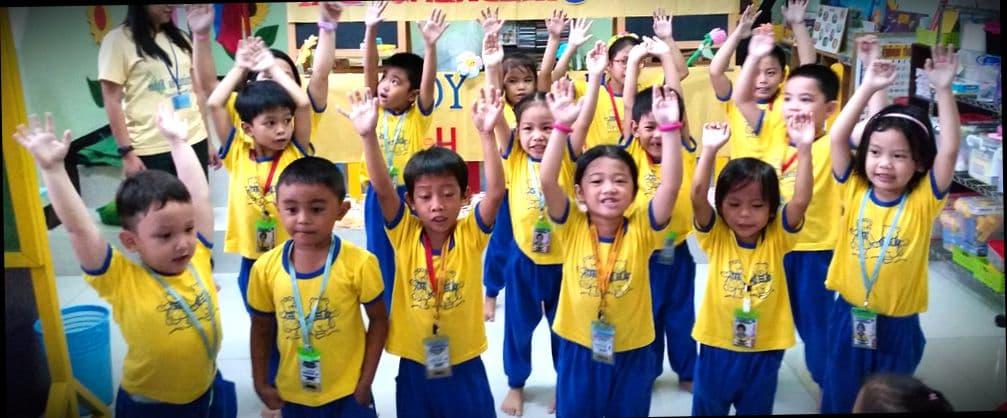 Детское дошкольное образование в Сингапуре