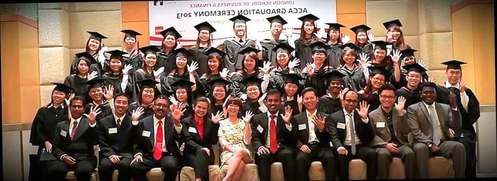 Высшее образование в Сингапуре закладывает хорошие основы для старта карьеры
