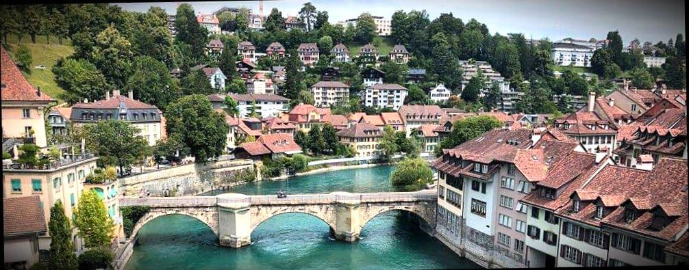 Обучение в Швейцарии проходит в живописных городках