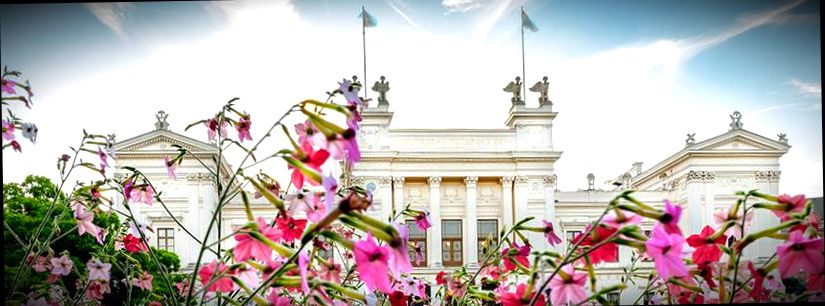 Шведский университет Uppsala University