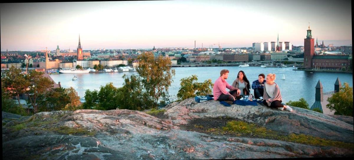 Система высшего образования в Швеции бесплатная для студентов Евросоюза