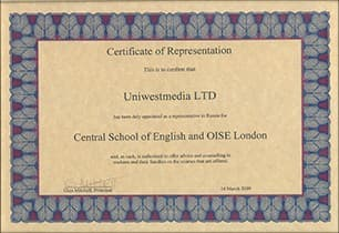 Central School Of English and OISE London