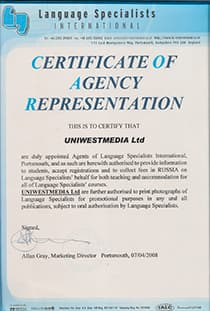 Language Specialists Int.