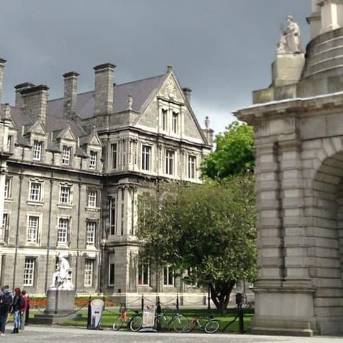 Топ 12 самых популярных магистерских программ в Trinity College Dublin
