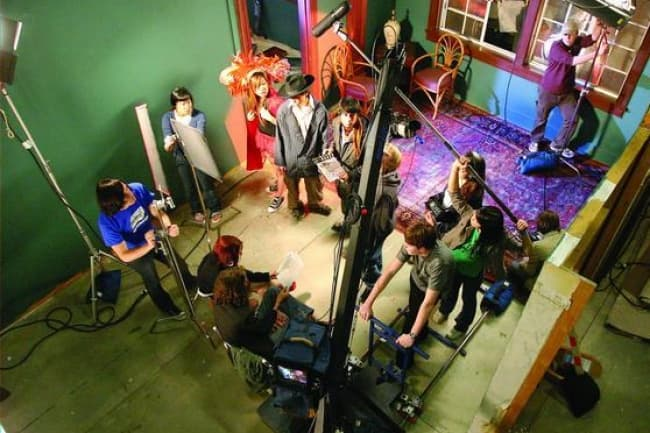 Met Film School курсы кино в Англии