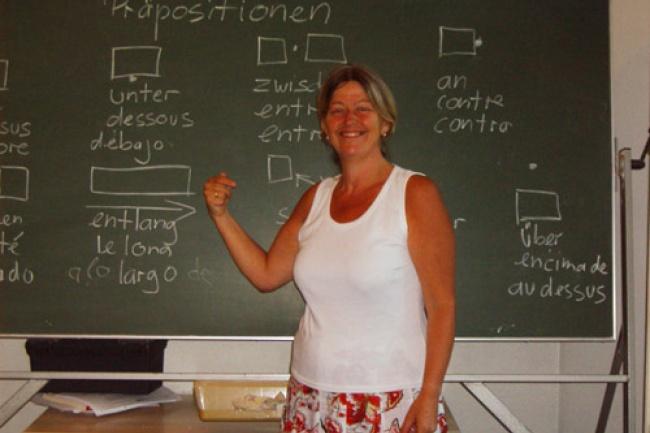 Курсы немецкого языка в школе DID
