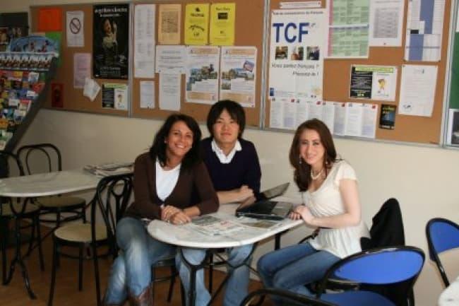 Летние каникулы в Париже в школе Accord