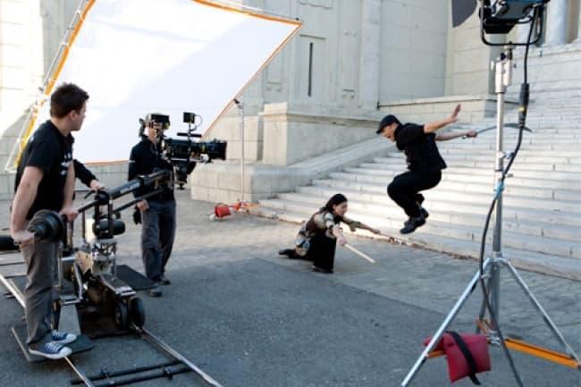 Профессиональные курсы киноискусства в NYFA