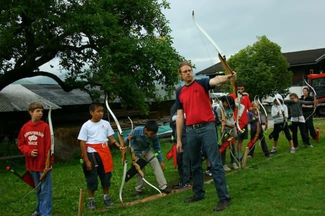 Village Camps летние каникулы с изучением немецкого языка