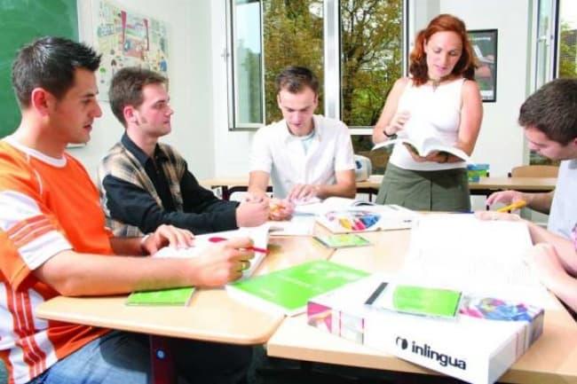 INLINGUA в Мюнхене курсы немецкого языка