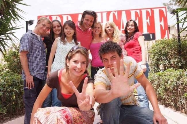 Курсы английского языка на Мальте Sprachcaffe школа