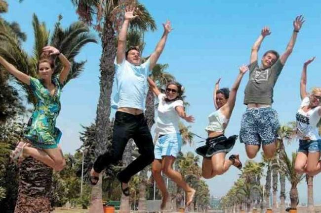 Обучение английскому языку на Кипре Malvern House Cyprus