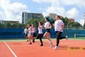 Теннисная академия в Праге фото