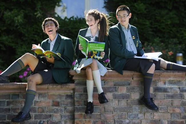 Mercedes College образование в Австралии для школьников