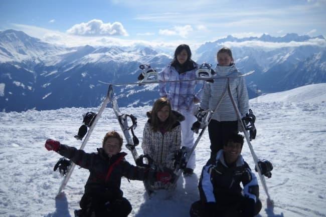 Французский язык в Швейцарии в школе Les Elfes