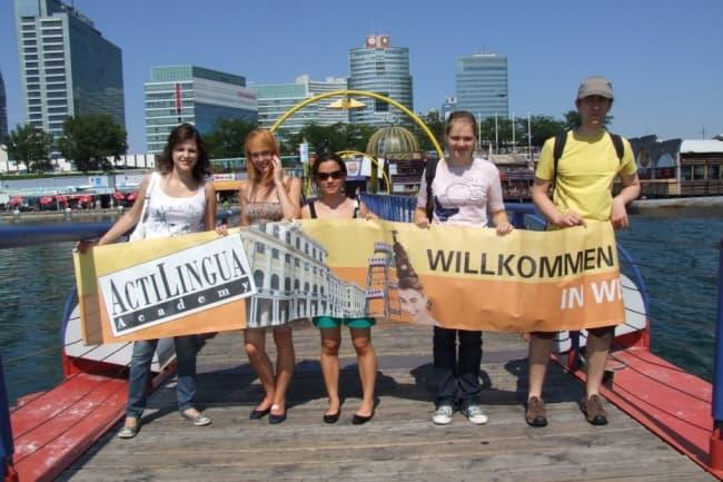 Изучение немецкого языка в Австрии ActiLingua Academy