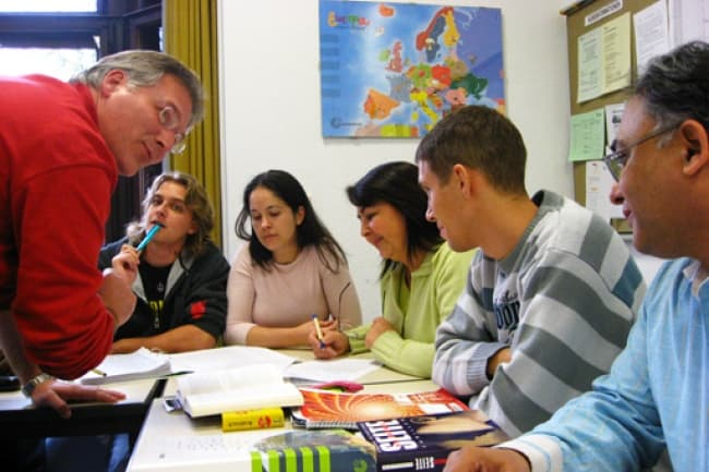 Goethe-Institut немецкий язык обучение