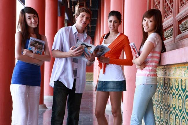 Sprachcaffe в Пекине школа китайского языка