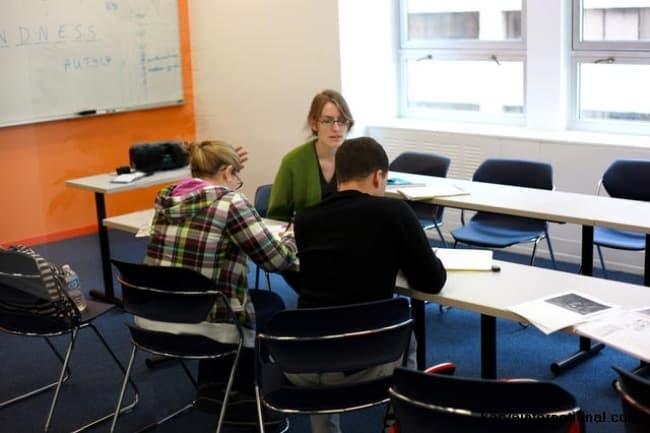 EC San Francisco курсы английского языка в США
