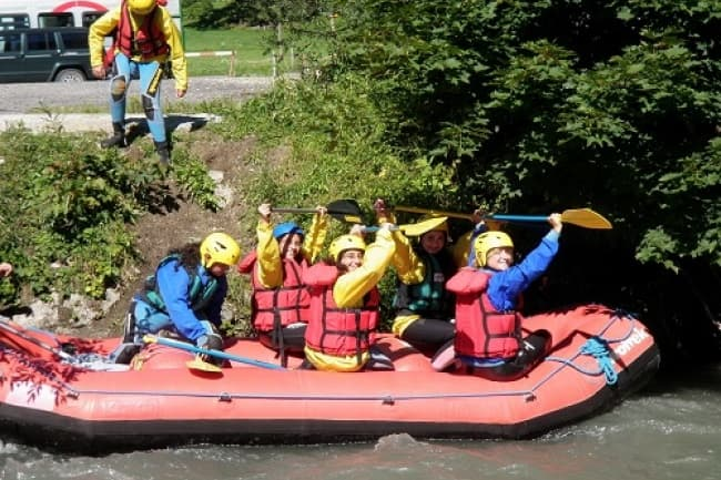 Aiglon College (Chesieres-Villars) летние каникулы