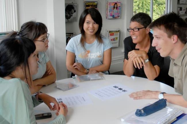 Обучение английскому языку в школе Languages International