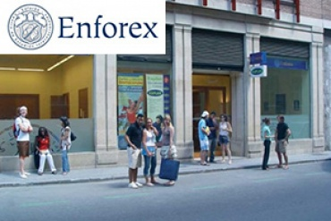 Летние каникулы с изучением испанского или английского в школе Enforex