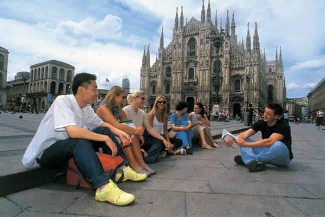 Linguaviva Group Италия изучение итальянского языка