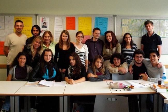 Goethe-Institut обучение немецкому языку