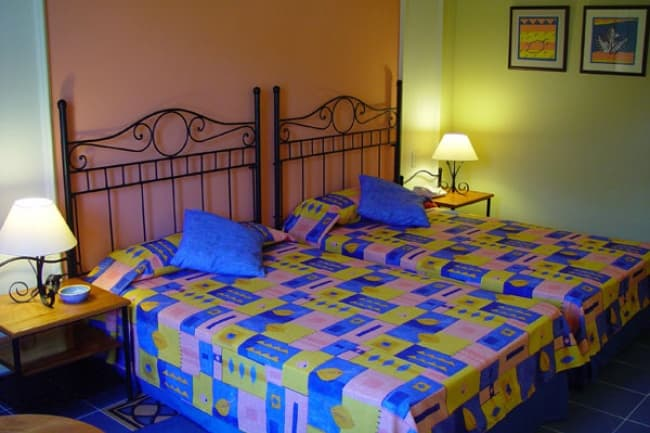 Sprachcaffe Cuba общежитие