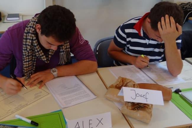 Salem International College обучение немецкому языку