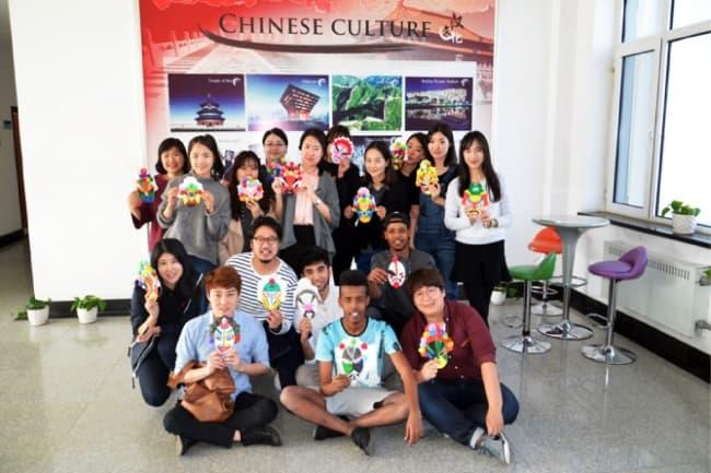 Курсы китайского языка для иностранных студентов