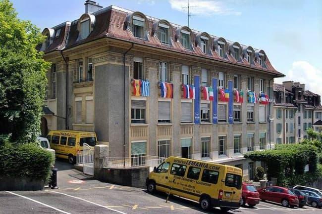 Школа Lemania в Швейцарии курсы французского языка