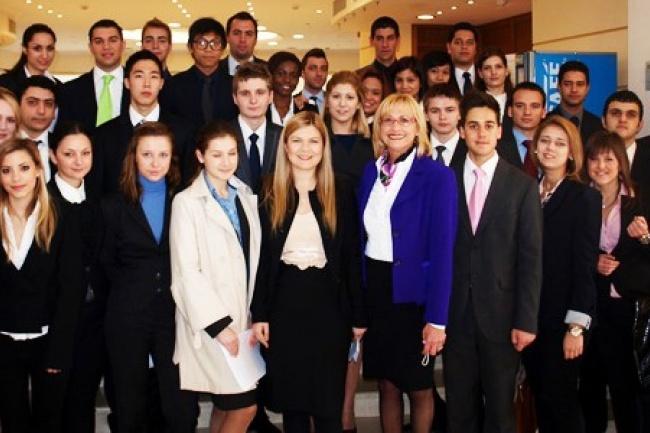 Alpine Centre высшее образование в Греции