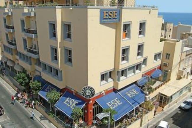 Школа ESE Мальта изучение английского языка