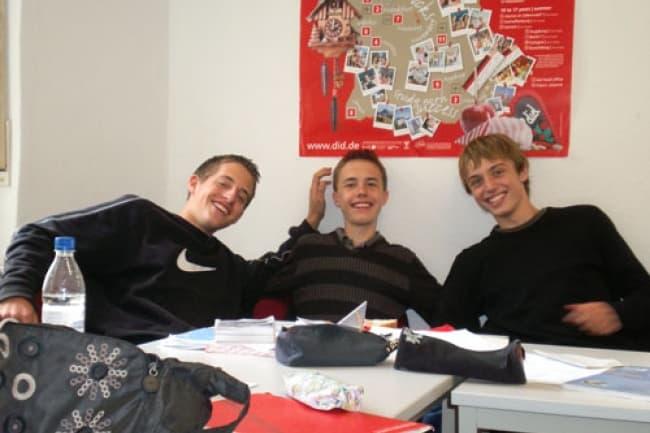 DID немецкая школа