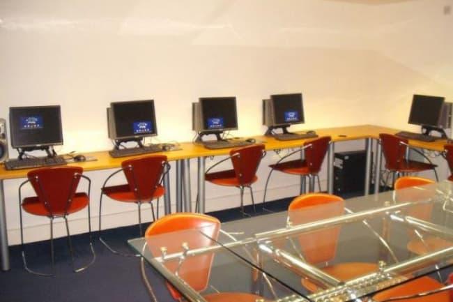 Компьютерный класс в OISE
