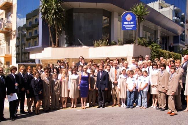RBSM школа английского языка на Мальте