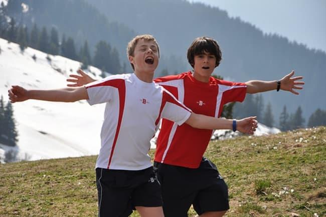 Среднее образование в Швейцарии Beasoleil College Alpin International