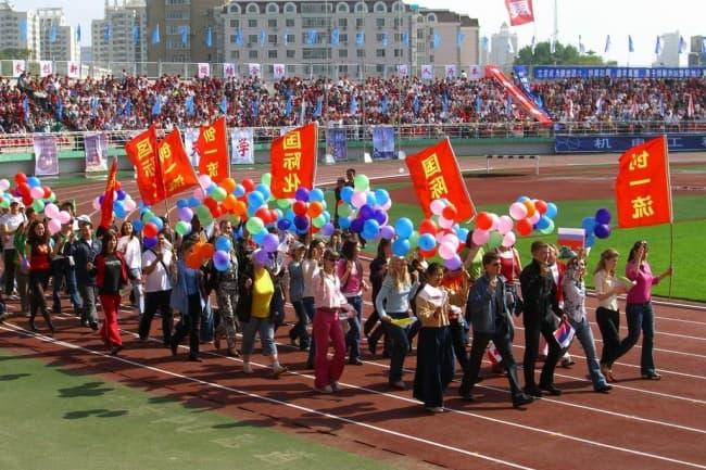 Образование в Харбинском Политехническом Университете